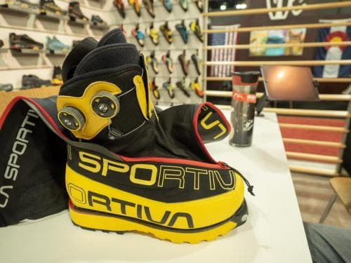 Gaiter & Boot